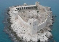 Kızkalesi Deniz Kalesi