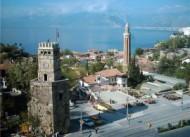 Antalya Tarihi Saat Kulesi