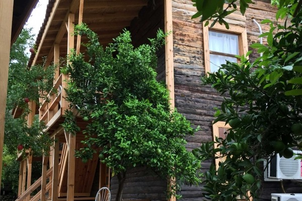 Olympos Bayku� Lodge