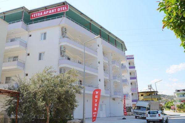 Yetsa Apart Otel