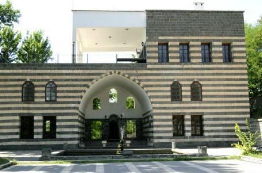 Diyarbak�r Atat�rk K��k�
