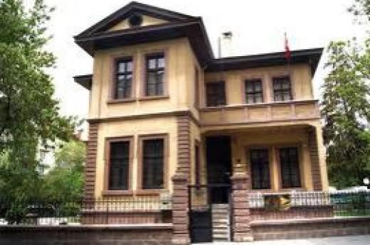 Konya Atat�rk Evi M�zesi