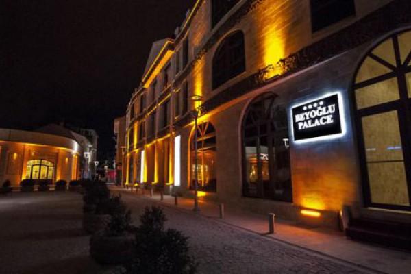 Beyo�lu Palace Termal Hotel