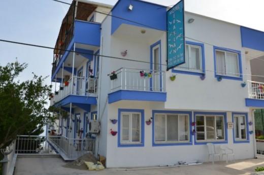 Eraslan Motel Filiz'in Yeri