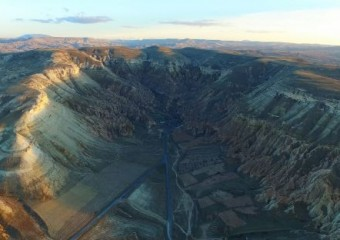 Kapadokya - Zelve Mapping