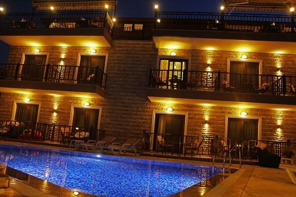 Selimiye Saklı Bahçe Hotel