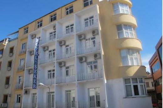 Hotel �eker