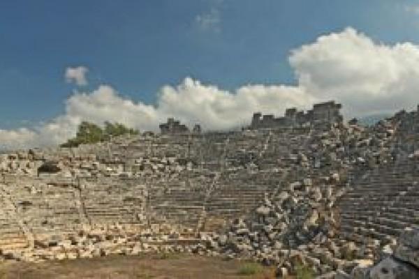 Kadyanda Antik Kenti