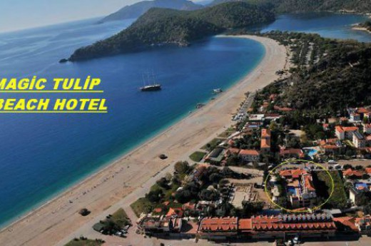 Magic Tulip Beach Hotel