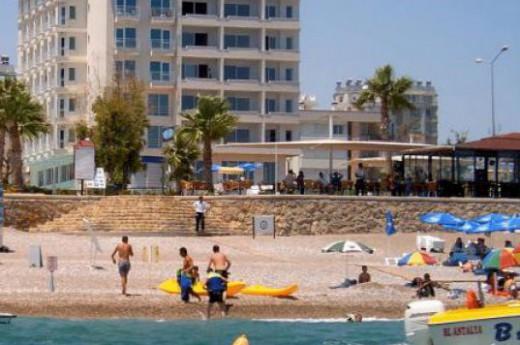 Kristal Beach Hotel