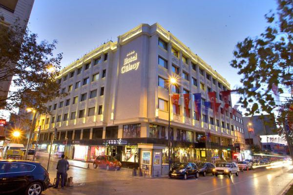 Grand Hotel G�lsoy