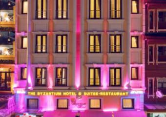 The Byzantium Hotel Suites