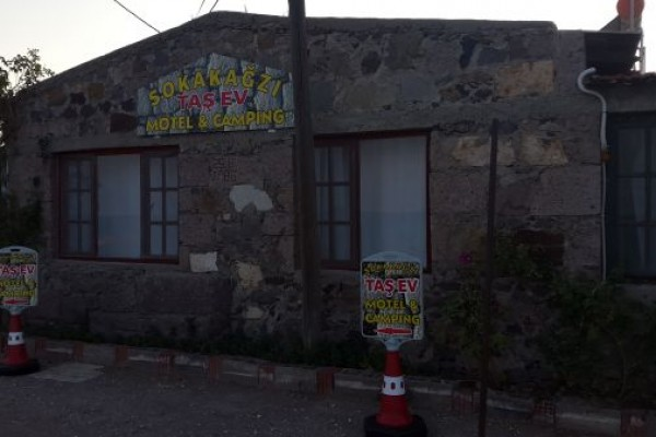 Sokaka�z� Kamping Ta�ev Motel