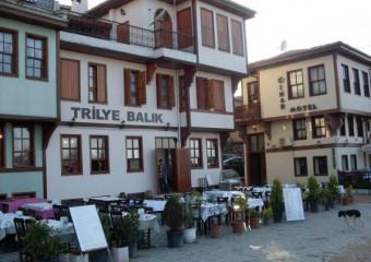 Tirilye Bal�k Restaurant