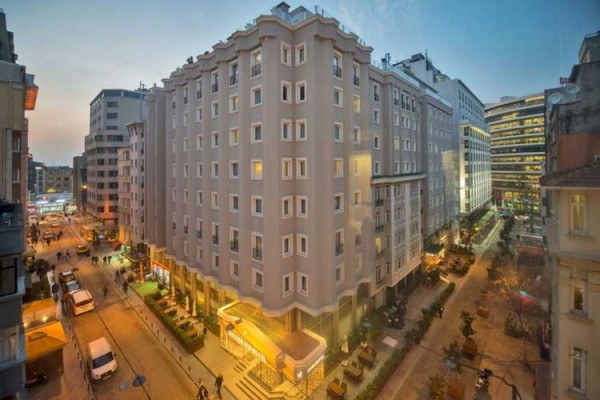 Golden Age Hotel İstanbul