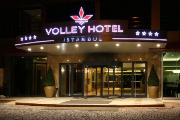 Volley Hotel �stanbul