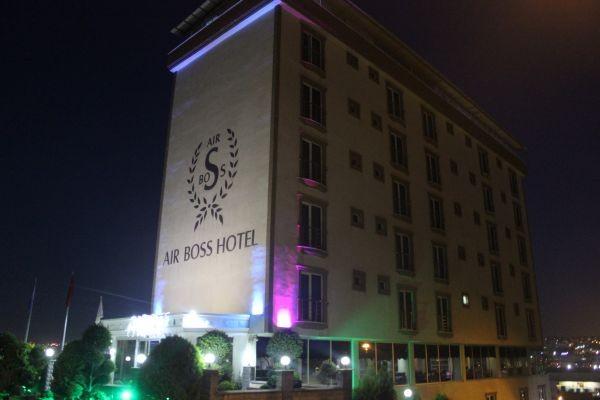 Hotel Air Boss - İstanbul Atatürk Havalimanı