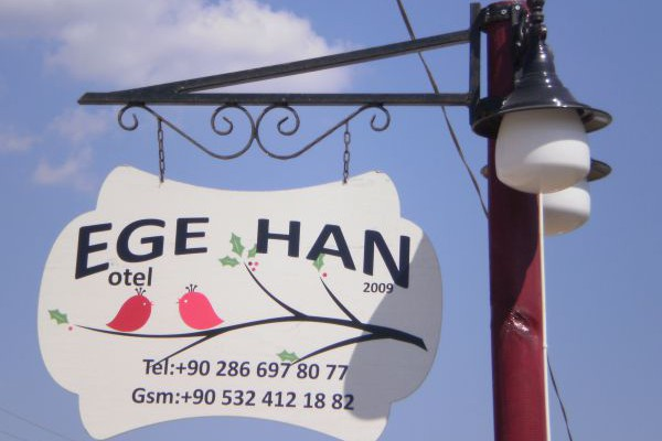 Ege Han Otel Bozcaada