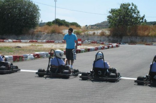 Go-Kart Park Ala�at�