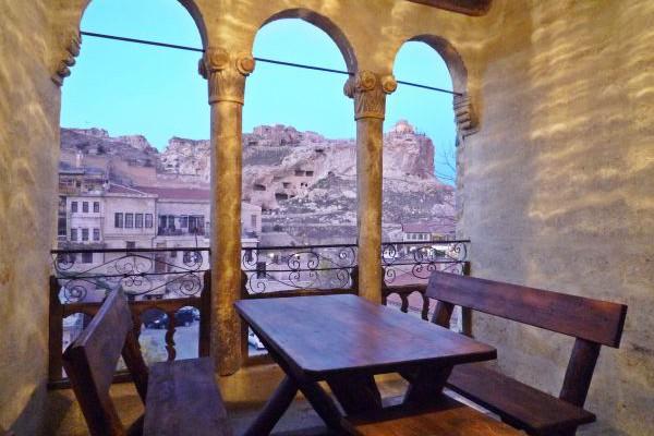 Kapadokya Cave Konak Otel