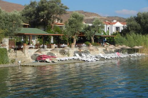 Selimiye K�y� Otel