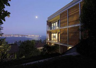 Deri� Bosphorus Lodge �stanbul