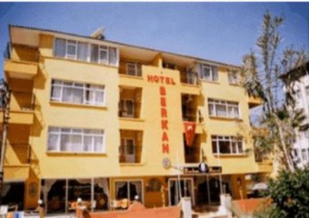 Berkan Otel Alanya