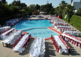 Çetinel Tesisleri - Green Club Hotel
