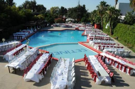 �etinel Tesisleri - Green Club Hotel