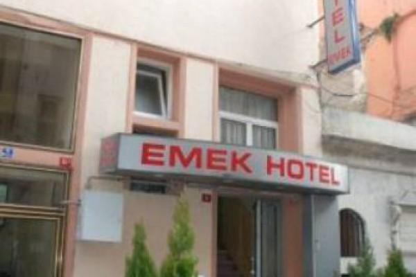 Emek Hotel Kumkapı