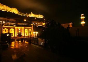 Erdoba Evleri Asur Konağı