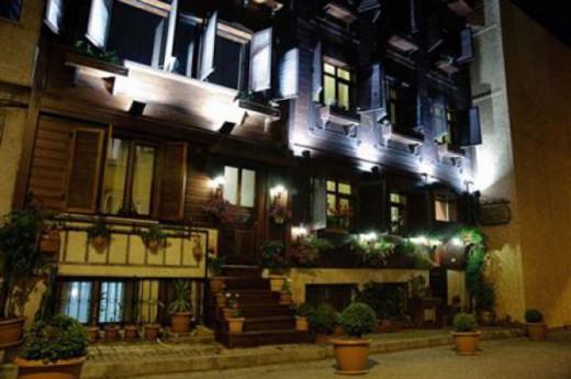 Asmal� Hotel �stanbul