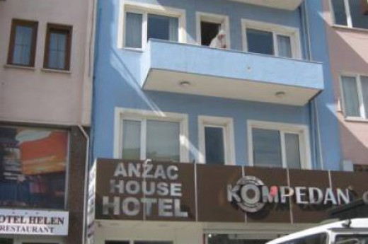 Anzac House Youth Hostel