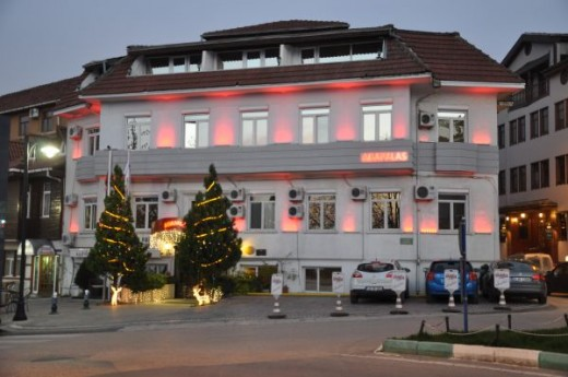 Adapalas Otel Bursa