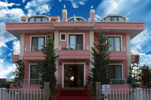 Otel Pembe K��k