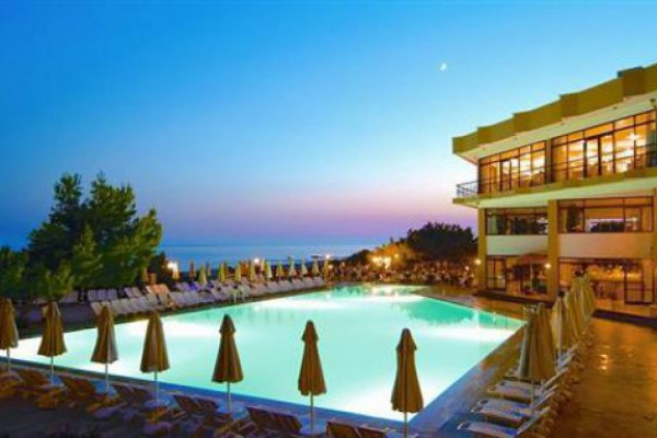 Club Pacific Otel Manavgat