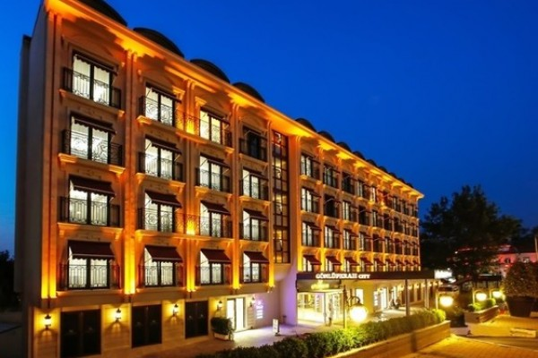 G�nl�ferah City Hotel