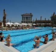 Evren Beach Resort Side
