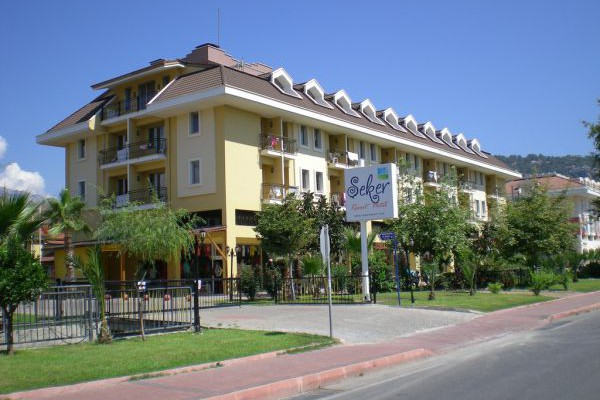 �eker Resort Otel