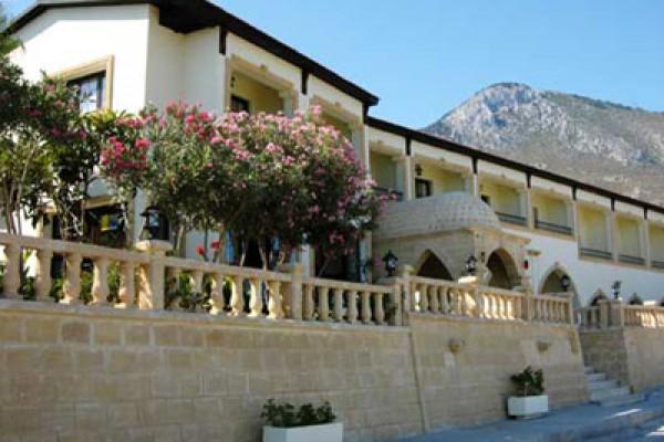 Bellapais Monastery Village