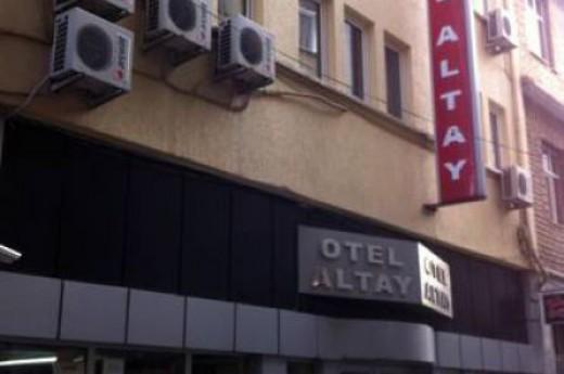 Otel Altay Samsun