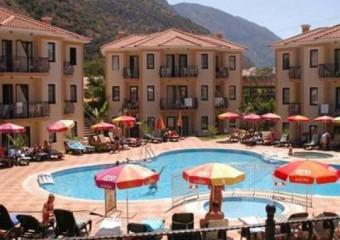 Marcan Beach Otel Fethiye