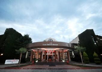 Mersin Beach Club Otel Ku�adas�