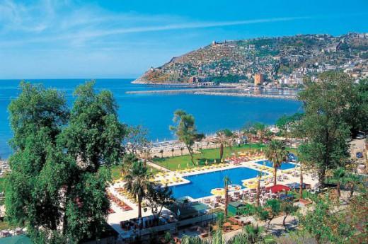 Holiday World Otel Alanya