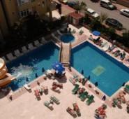 Hac�bey Apart Otel Alanya