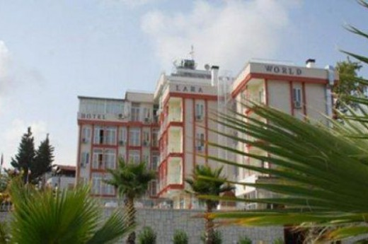 Lara World Otel