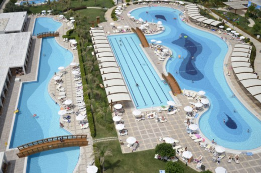 Baia Otel Lara Antalya