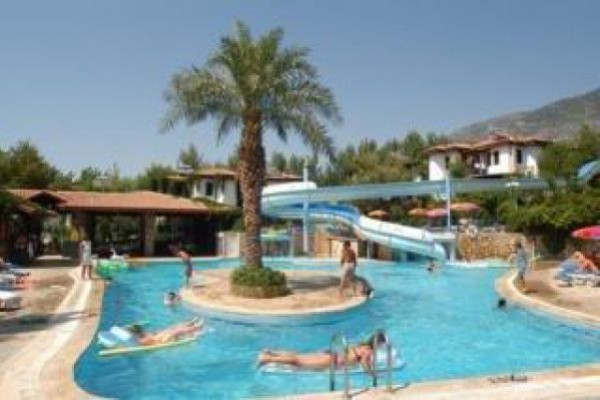 Orka Club Hotel and Villas Fethiye