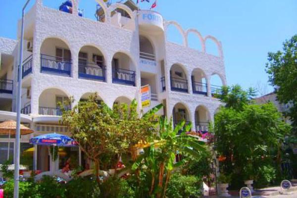 Otel Villa Fortin
