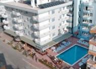 Otel H�ska Plaza Alanya
